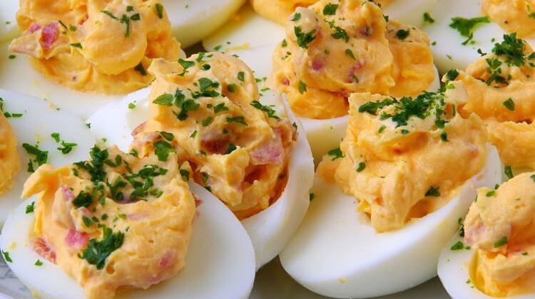 How Many Carbs Are In Deviled Eggs