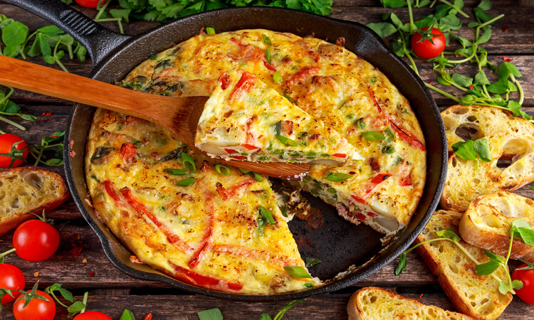 How To Cook A Frittata In The Oven