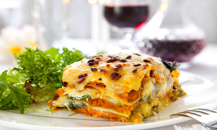 How To Make Vegetarian Lasagna With Eggplant Tasty As Classic