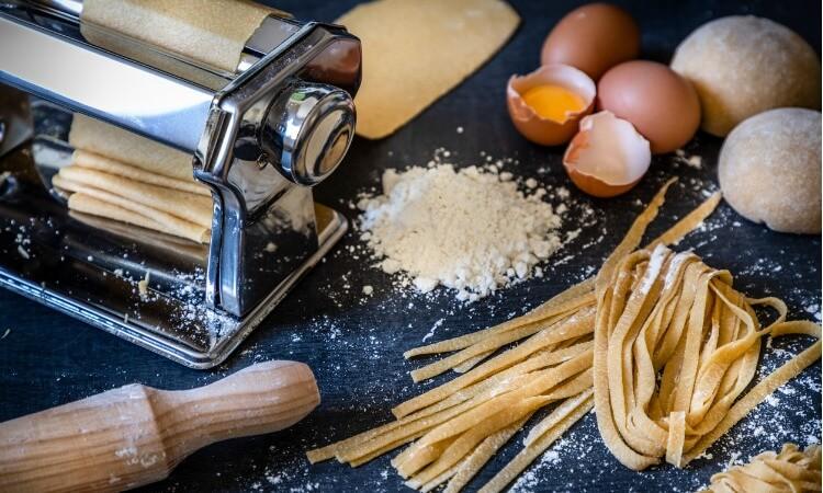 KitchenAid KPEX Pasta Attachments Heaven-Sent For Pasta Lovers