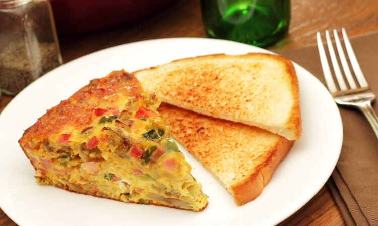 What To Serve With Frittata? – Side Dish Ideas