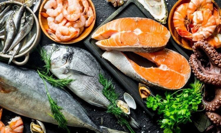 What are the Cooking Techniques for Fish and Shellfish