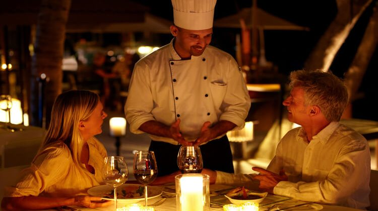 How To Dine At High-End Restaurants