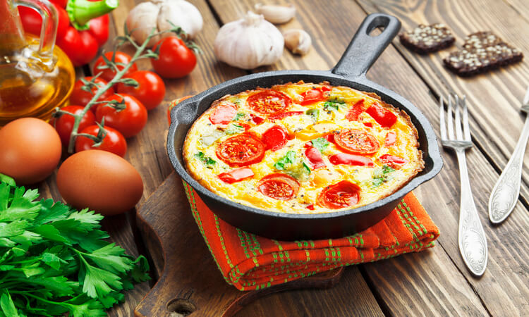 The Beginner's Guide On How To Cook A Frittata In A Cast Iron Skillet