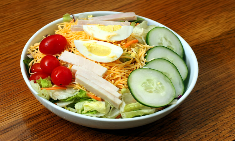 What Is A Chef Salad? - Your Quick And Easy Recipe